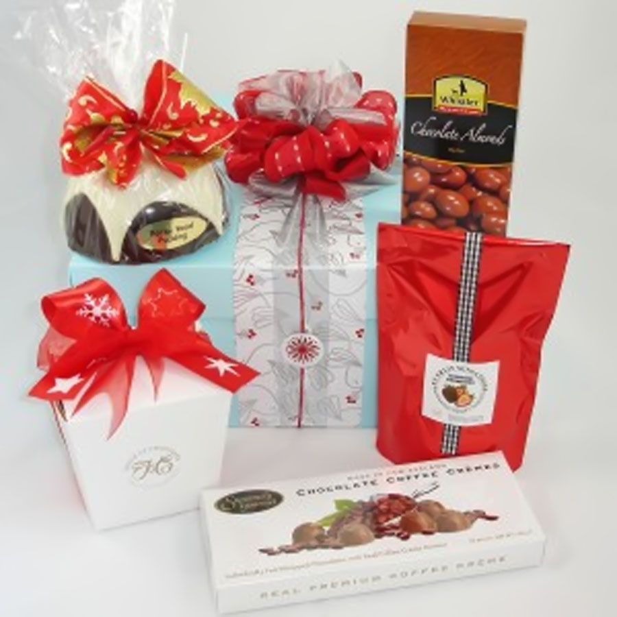 Christmas Chocolate Gift Box 48635