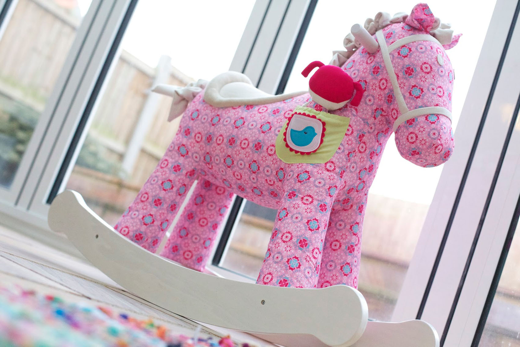horse toy for baby 48658
