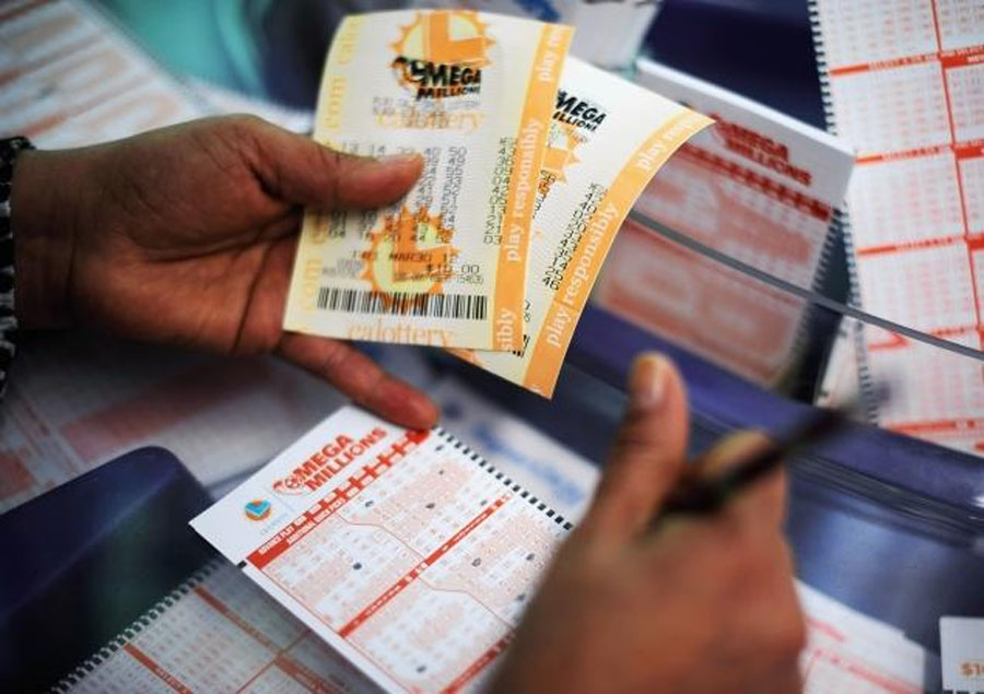 Lucky 13! Mega Millions drawing on Friday the 13th worth $400 million 48697