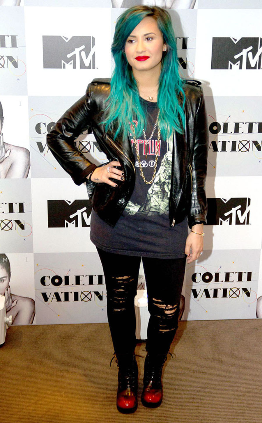 """Demi Lovato Talks Past Drug Use: """"I Couldn't Go 30 Minutes to an Hour Without Cocaine"""" 48699"""