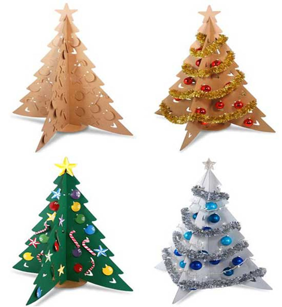 Homemade ornaments of your house 48750