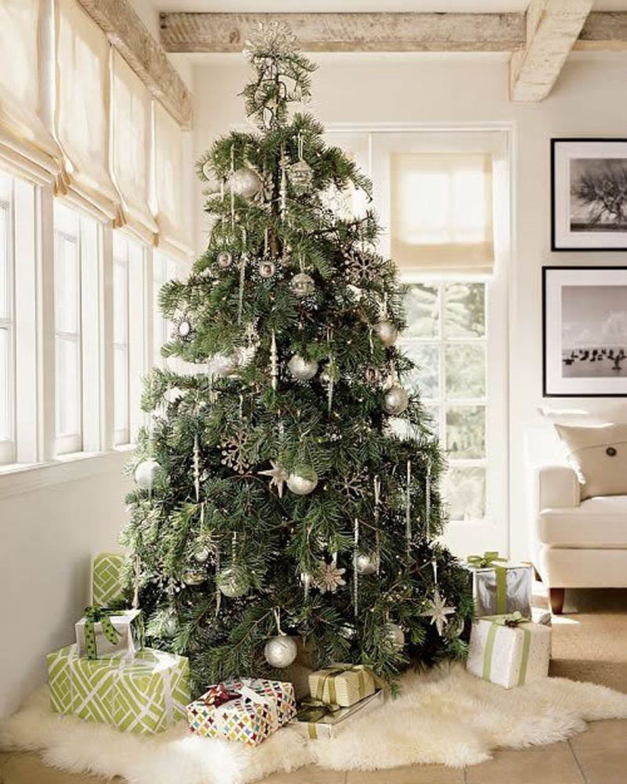 Christmas tree decorating ideas for your home interior design 48762