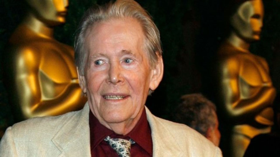 Tributes paid to Lawrence of Arabia star Peter O'Toole 48783
