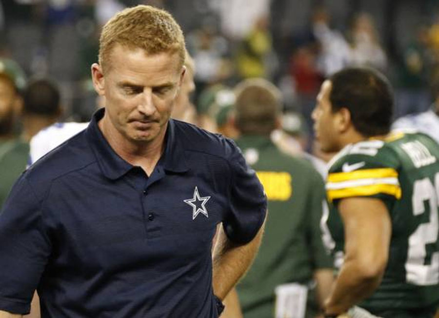 Cowboys blow 23-point halftime lead to Packers, lose 37-36 48790