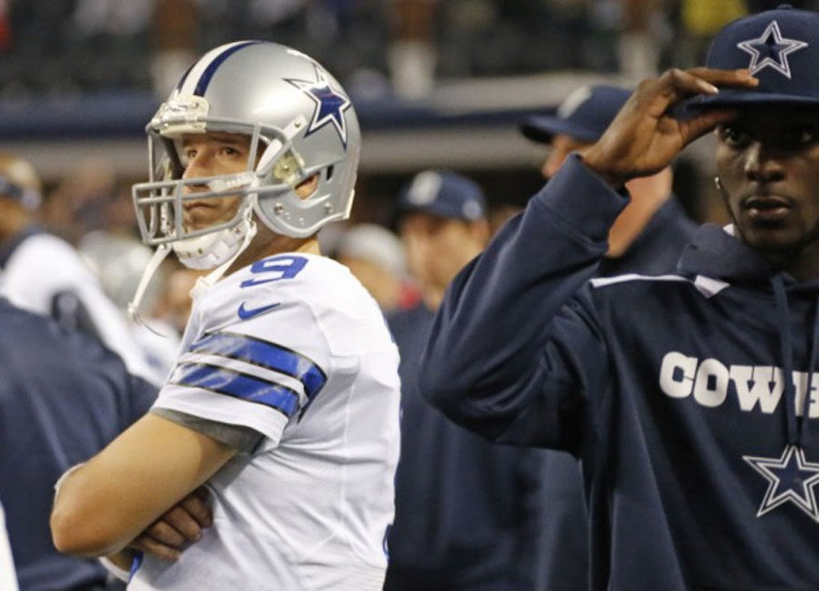 Cowboys thought: Blame the defense all you want, but this is Tony Romo 48791