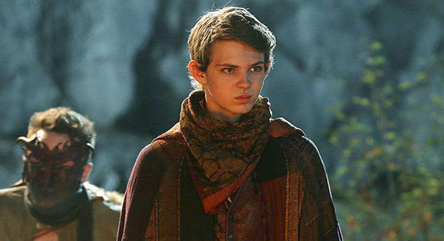 Once Upon a Time's' Robbie Kay chats about being Peter Pan 48819