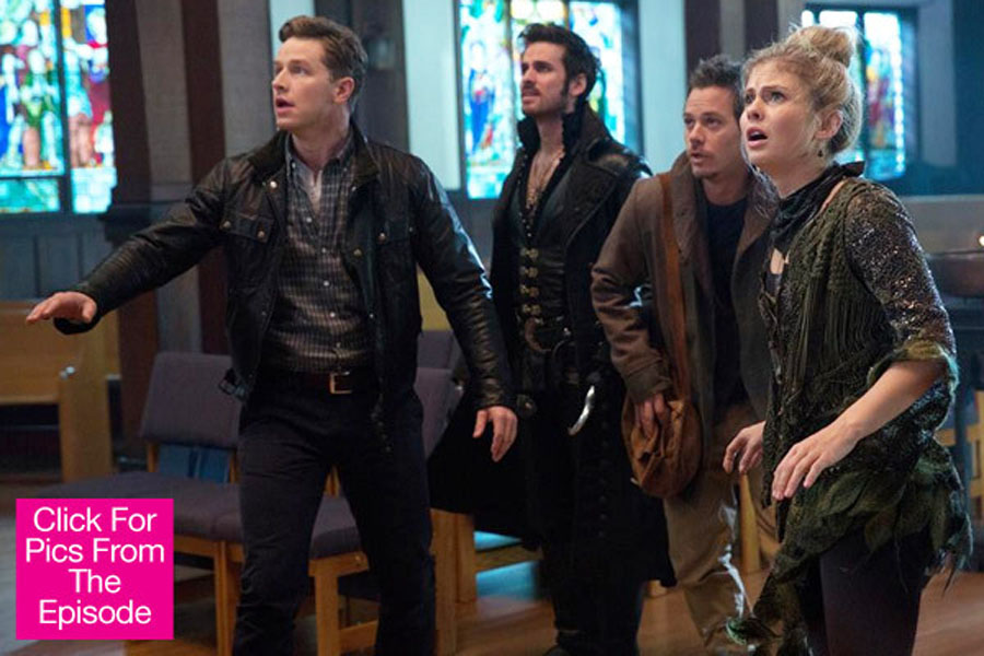 Once Upon A Time' Recap: A Major Character Dies On Midseason Finale 48821