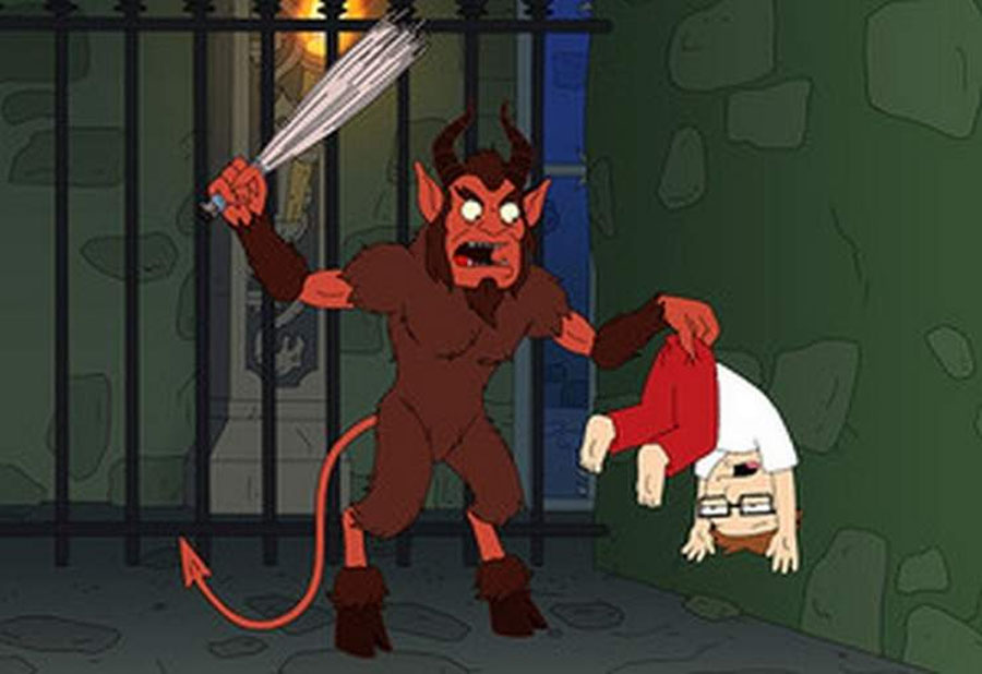 Christmas is weird: Megyn Kelly, Krampus and Christopher Lee 48830