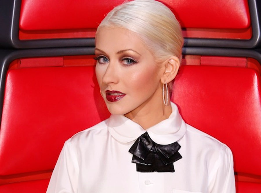 The Voice's' Christina Aguilera on beating Blake Shelton to the finals: 'I kind of felt bad' 48835