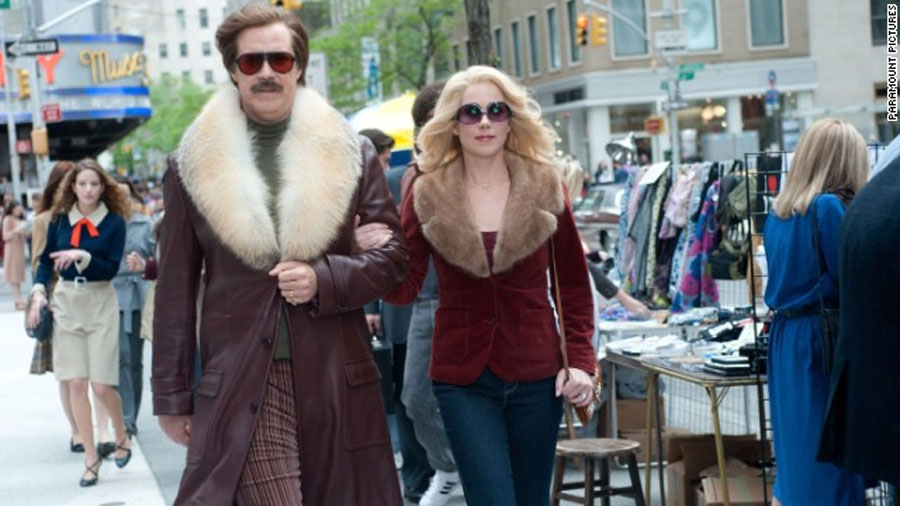 Anchorman 2 ': The legend continues, but it is not funny 48864