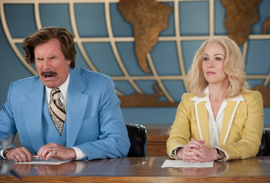 Ron Burgundy's Boob Tube Goes 24 Hours a Day 48866