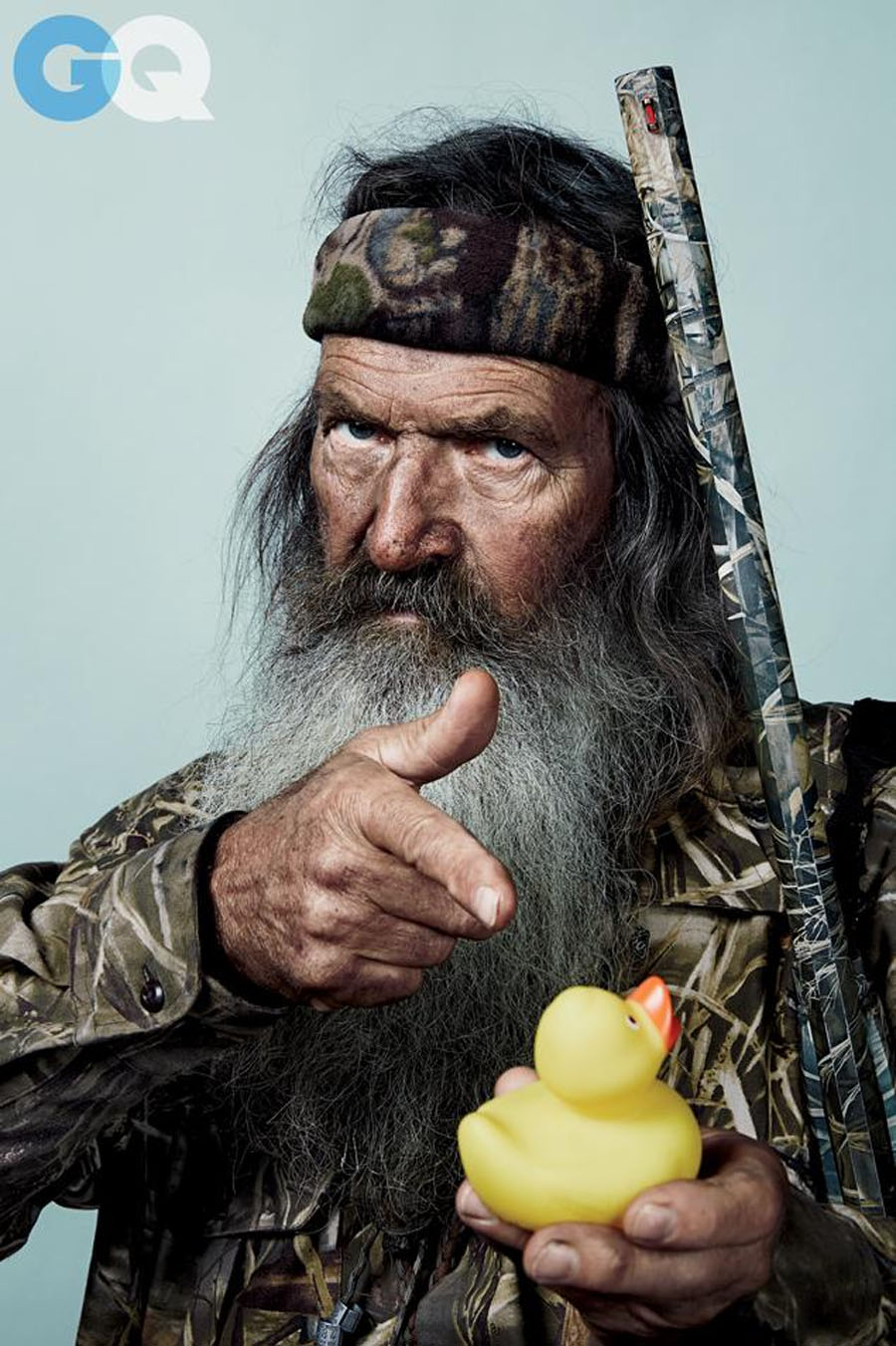 Duck Dynasty' star Phil Robertson suspended from show after equating homosexuality with bestiality 48869