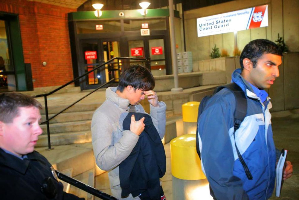 Harvard student arraigned in bomb hoax 48886