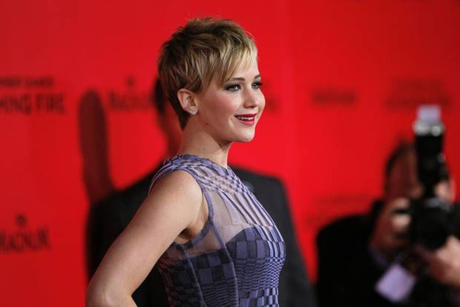 Jennifer Lawrence: 'It should be illegal to call someone fat on TV' 48903