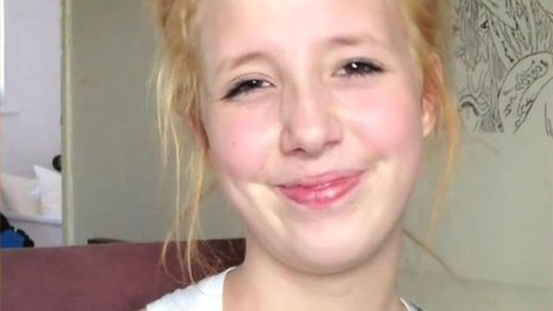 Jayden Parkinson's family 'devastated and heartbroken' as police find her body in a grave while searching a cemetery 48912
