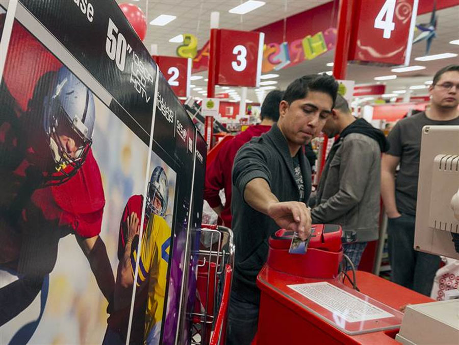 Massive Target credit card breach new step in security war with hackers: experts 48913