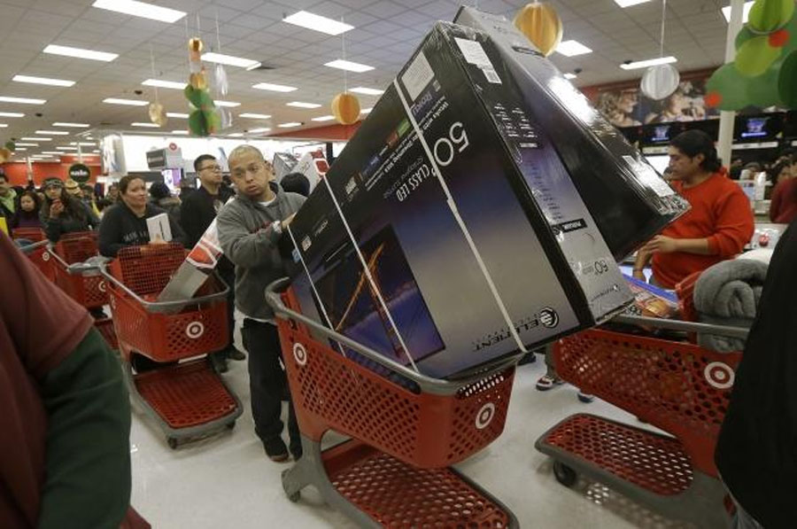 Target falls victim to massive security breach; 40 million card accounts compromised nationwide 48915