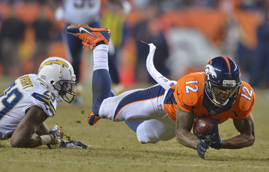 Thursday Night Football: San Diego Chargers upend Denver Broncos 27-20 48919