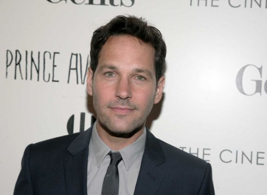 Paul Rudd cast as superhero Ant-Man in Marvel film 48934