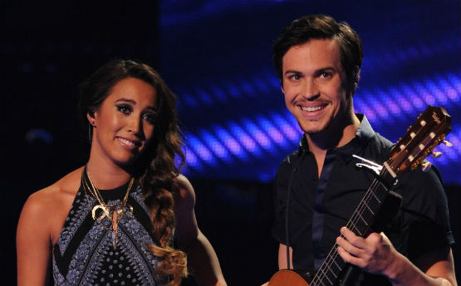 'X Factor' finale: Alex and Sierra on their almost-proposal 48945