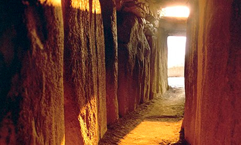 Where to experience the winter solstice: Ireland's prehistoric Newgrange tomb 48962