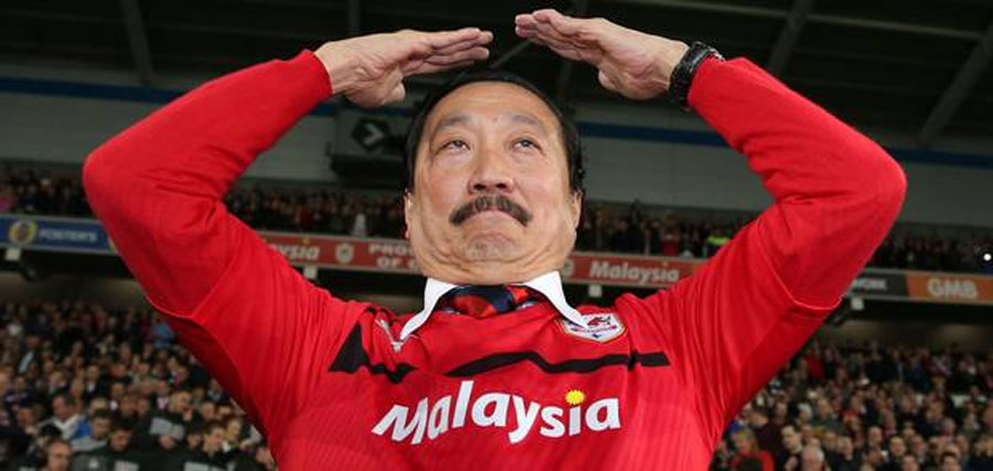 The worst owner in football? Vincent Tan faces fan backlash as Malky Mackay clings to Cardiff job 48975