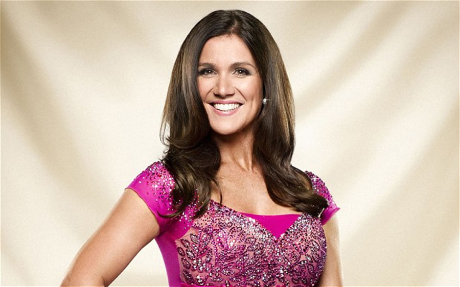 Susanna Reid is 'hottest property on TV' 48977