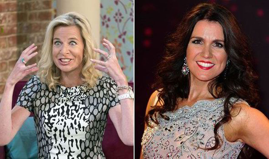 Katie Hopkins slates Susanna Reid claiming she is 'a shark that would eat you alive' 48978