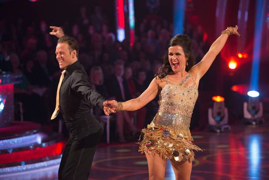 Strictly Come Dancing 2013: Susanna Reid is odds-on favourite to win 48979