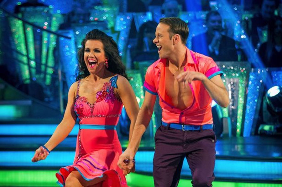 Susanna Reid to win Strictly Come Dancing, according to the bookies 48981