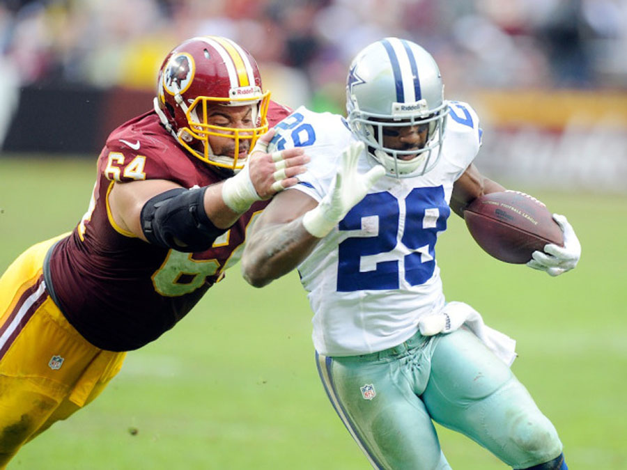 Dallas Cowboys at year end goal to beat the Washington Redskins, setting up the winner-take-all finale against Philadelphia Eagles 48998