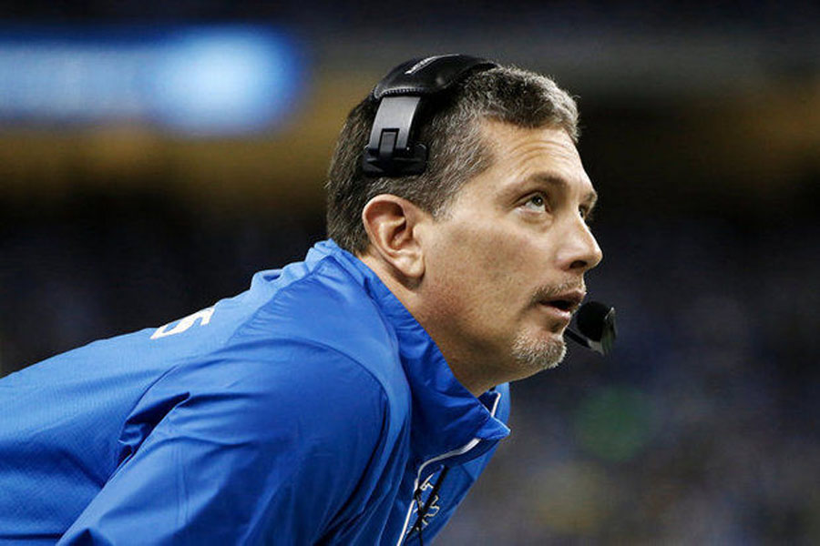 Detroit Lions' Jim Schwartz disappointed by boos, but denies yelling at fans 49010