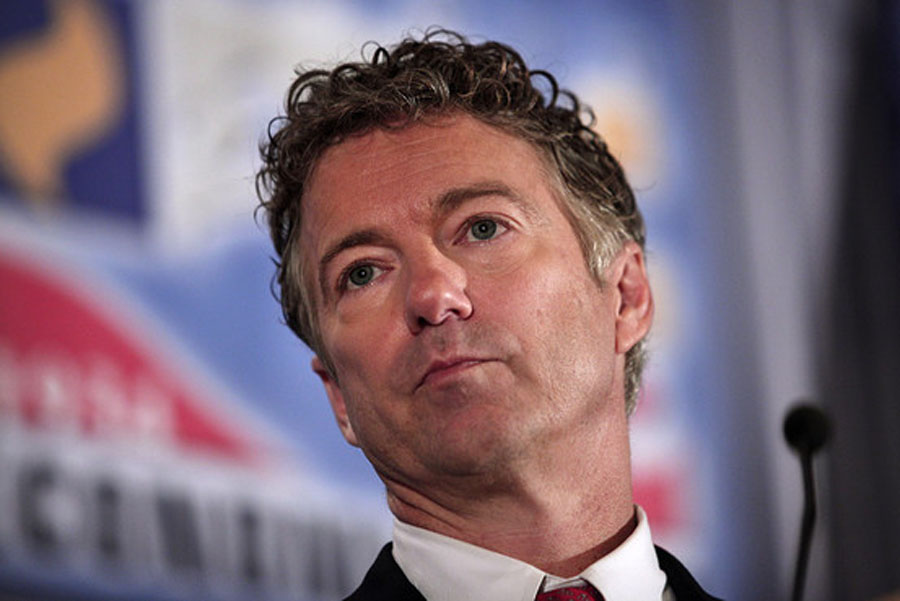 Sen. Rand Paul's Grievances Lead to Festivus Miracle 49029
