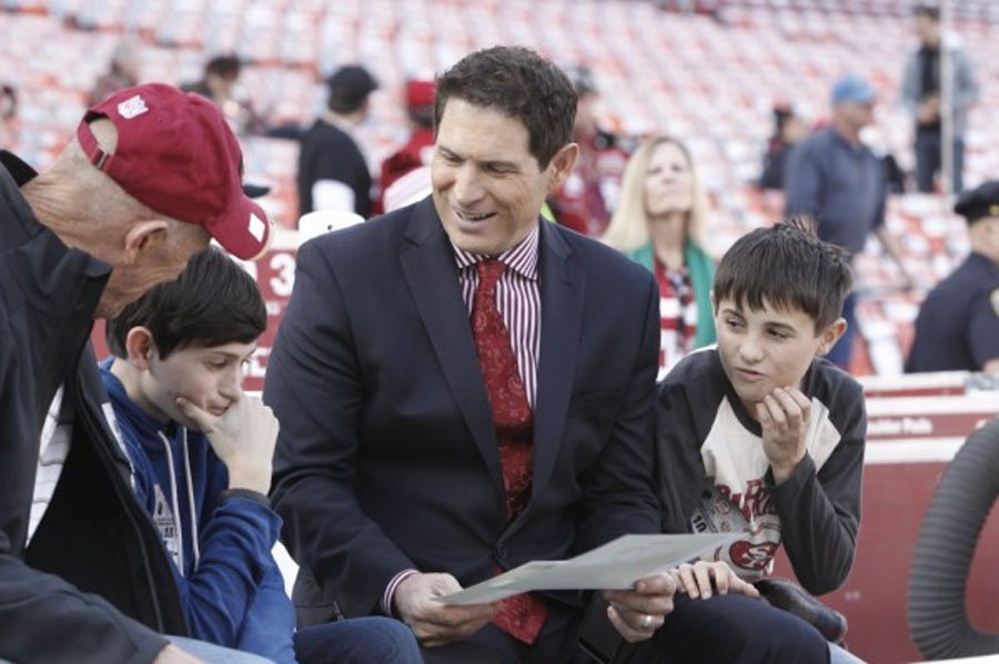 49ers royalty says farewell to Candlestick 49036