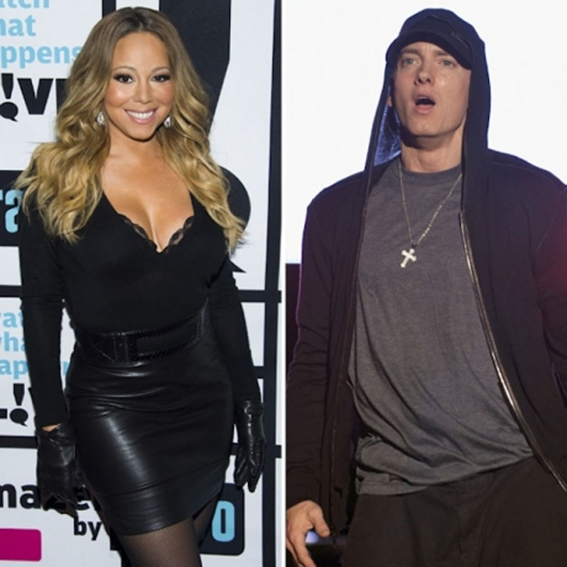 LOL! You'll Never Believe What Mariah Carey Said About Eminem on 'Watch What Happens Live 49058