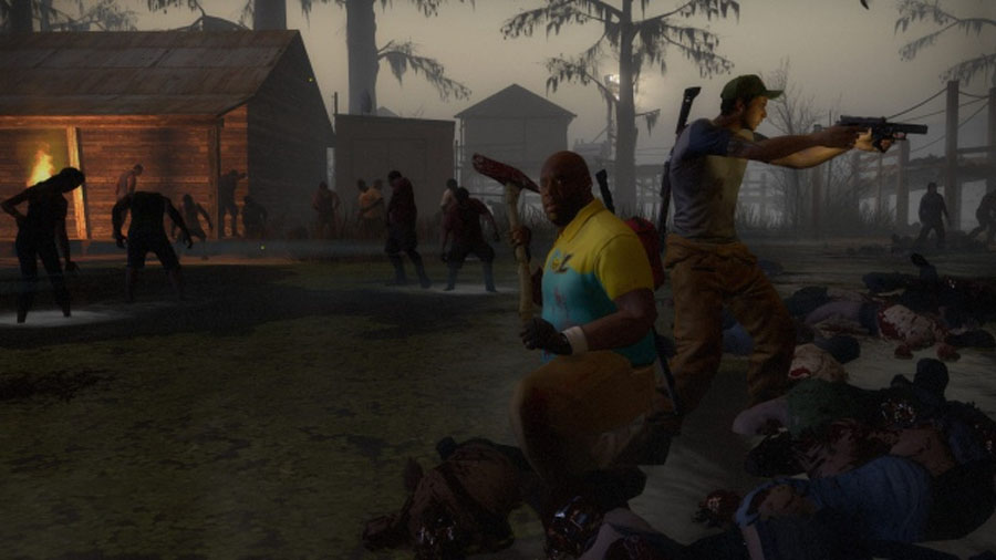 Valve Offers Left 4 Dead 2 for Free on Steam 49110