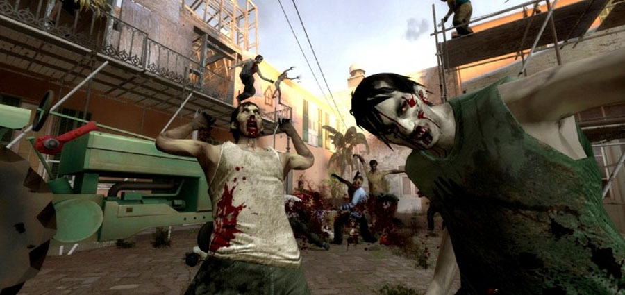 Left 4 Dead 2 free on Steam until tomorrow 49111