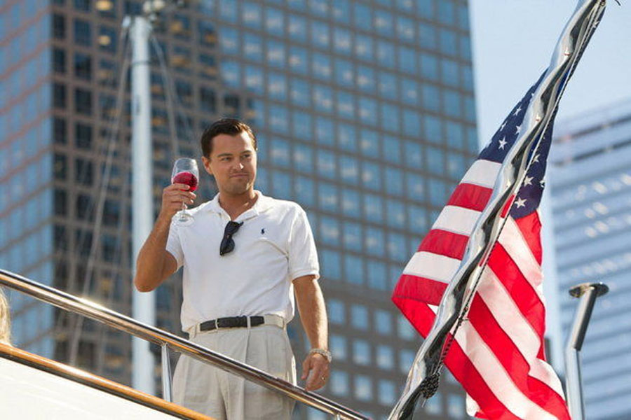The Wolf of Wall Street': Sex and drugs and Leonardo DiCaprio 49116