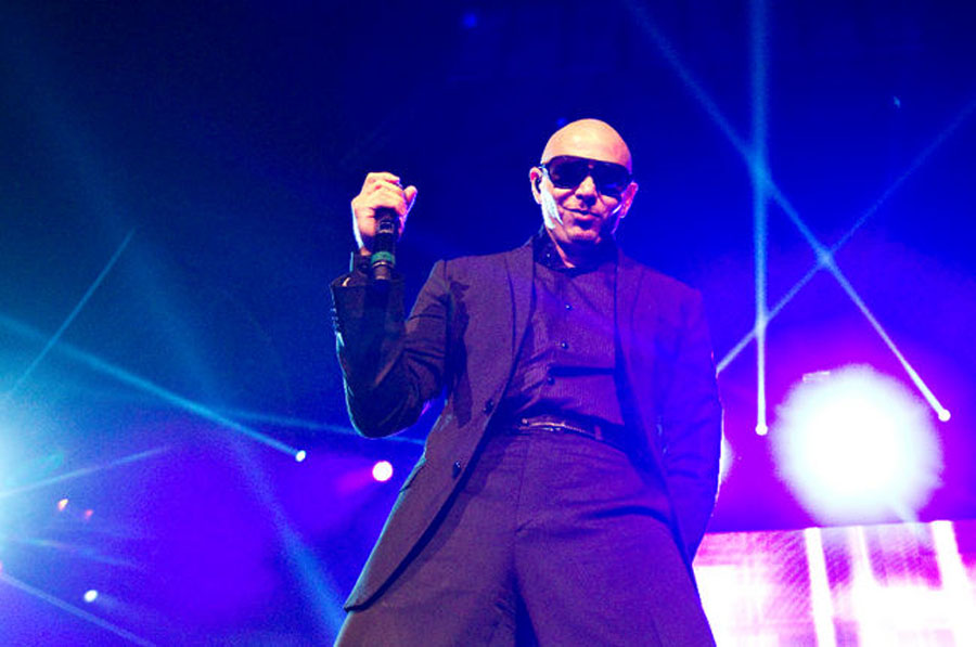 Pitbull's 'Timber' remains at No. 1 on iTunes song download chart 49120