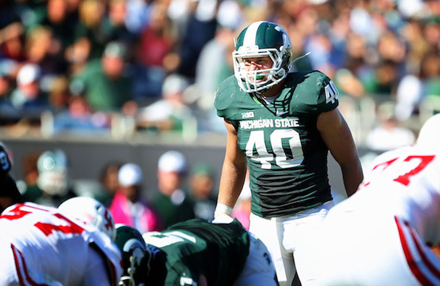 Michigan State suspends linebacker Max Bullough 49168