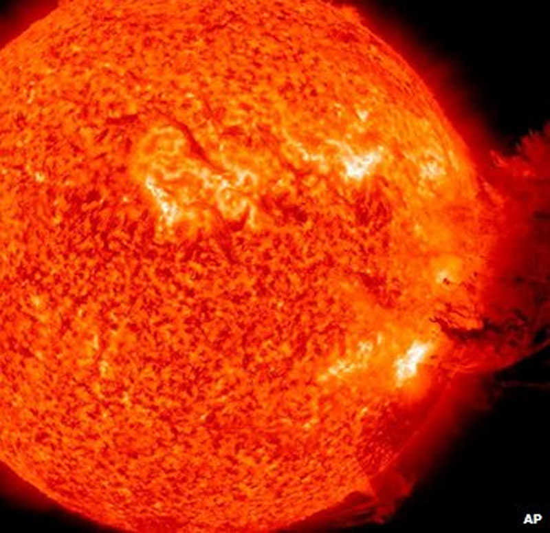 Met Office to offer daily space weather forecasts 49188