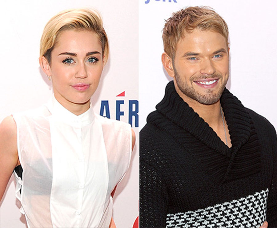 Miley Cyrus Is Hooking Up With Kellan Lutz 49204