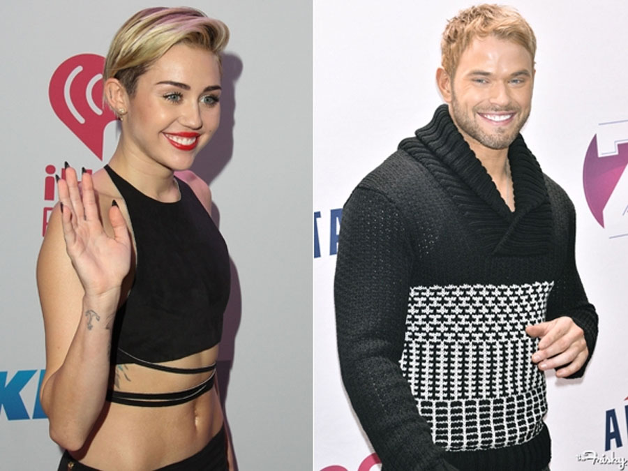 Us Weekly Swears Miley Cyrus & Kellan Lutz Are Dating 49205