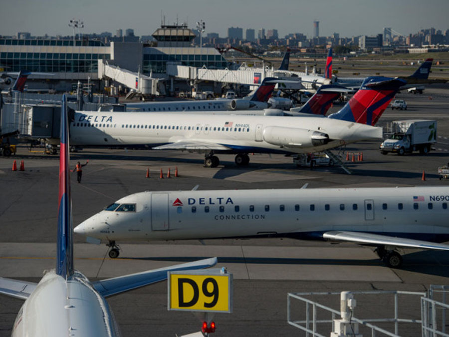 Delta Air Lines glitch gives customers 90% discount on tickets: 'A little too much eggnog yesterday' 49213