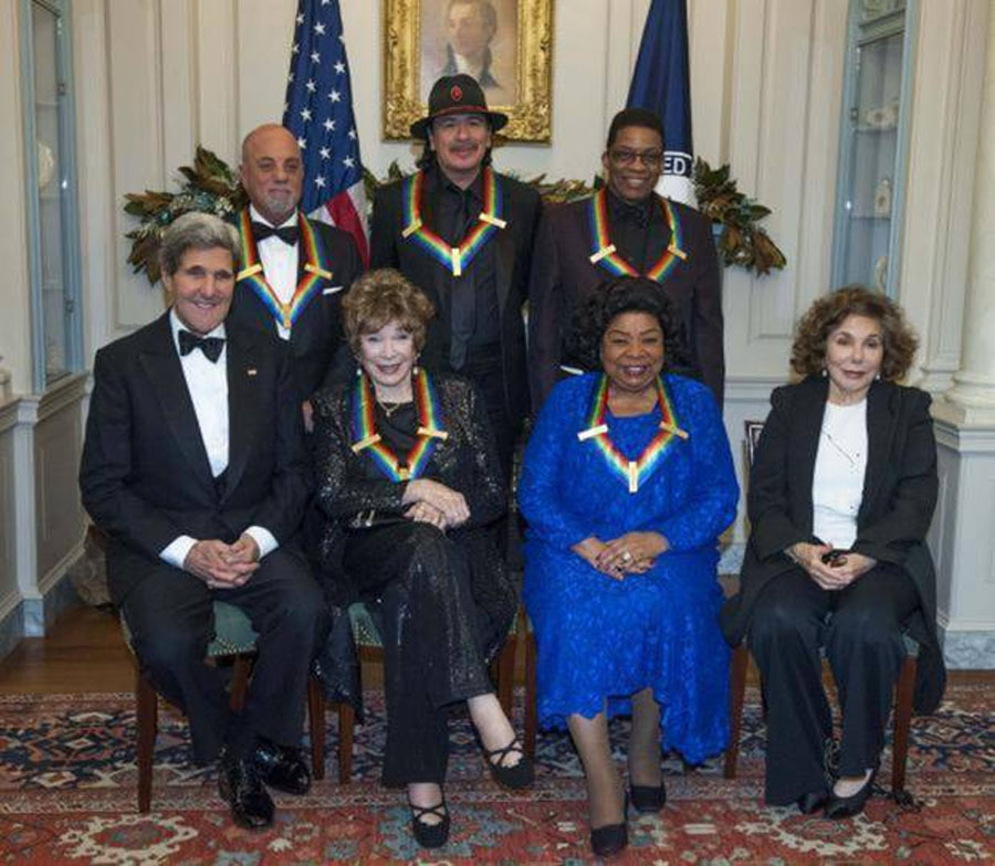 Garth Brooks to pay tribute to Billy Joel during star-studded Kennedy Center Honors, airing Sunday on CBS 49226