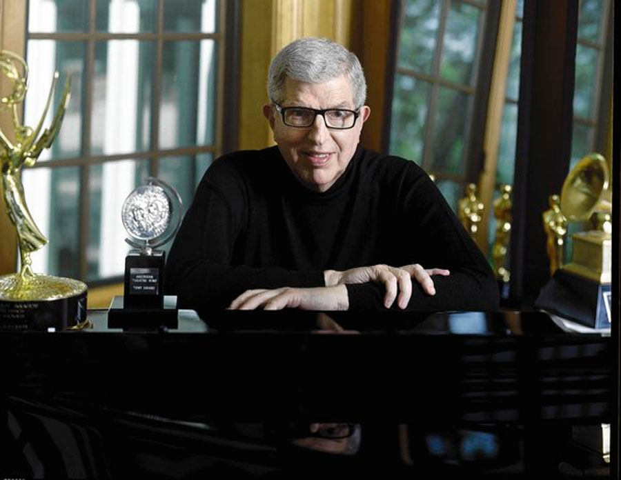 Marvin Hamlisch, musical multi-tasker, is remembered in a documentary 49230