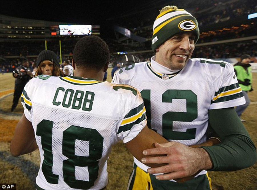 Green Bay 33 Chicago 28: Ruthless Rodgers returns to rescue Pack and win NFC North 49235