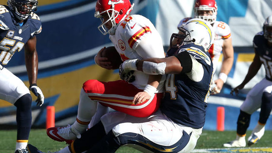 Chargers Beat Chiefs 27-24 in OT, Headed to Playoffs 49240
