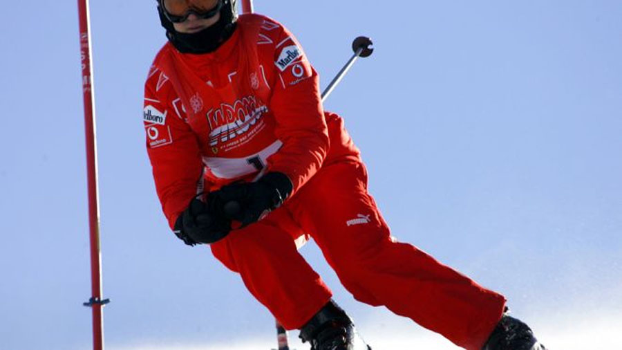 Former F1 champion Michael Schumacher critically injured while skiing 49247
