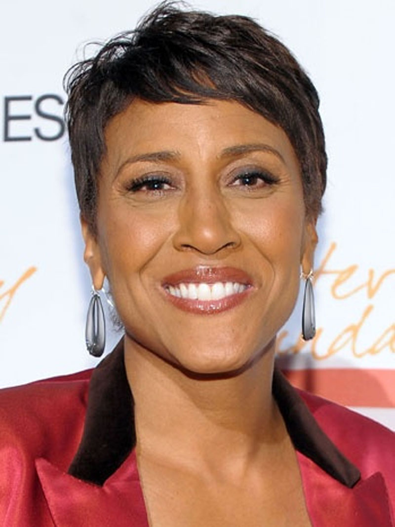 Robin Roberts Publicly Mentions Relationship With Longtime Girlfriend 49252